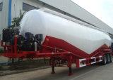 Do pó de petroleiros do caminhão do reboque ou do cimento do volume do tanque reboque Semi