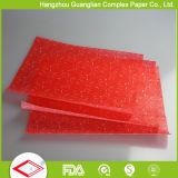 Papel Sandwich Alimentos seguros Impreso papel de pergamino
