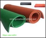 Лист резины губки, цветастый лист пенистого каучука, циновка пены
