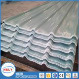 Strato ondulato del PC di Buiding di protezione UV materiale libera del tetto