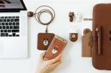 Neues Entwurfs-drahtloses Telefon-aufladenmatte für Qi-kompatible Einheit