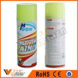 Pintura termoplástica para los colores de la pintura de aerosol del coche, venta al por mayor colorida de la pintura de acrílico