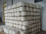 Ne peigné par contrat 120S de fils de coton