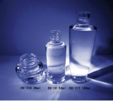 Cream、Skin Milkのための高いFlint Glass Bottleは、作るBottle (ローション)を