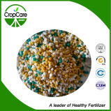 Fertilizante granulado de Compoud NPK do Sell quente