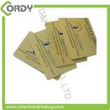 Smart card de venda quente do controle de acesso de RFID com prinitng feito sob encomenda