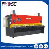 hydraulische CNC van het Muntstuk van het Koper van 10X2500mm Scherende Machine