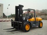 Schwerer Dieselgabelstapler des China-Gabelstapler-10ton