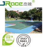 Анти- поверхность спорта краски пола баскетбольной площадки выскальзования