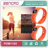 Podómetro esperto do silicone do Wristband da faixa do bracelete do esporte de Smartband do perseguidor da atividade da aptidão