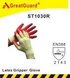 Guante de cristal del agarrador (ST1030)