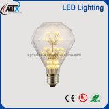 MTX nova lâmpada LED Retro E27 3W Edison Vintage lâmpada LED lâmpada 110V / 220V G125