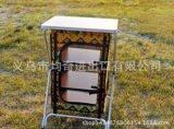 Nieuwe Cobo 3 Openlucht Kamperen van het Aluminium van het Meubilair van de Opslag van de Plank van het Kabinet van de Lijst van de Opslageenheid van de Kast van het Kamp van de Plank het LuxeVouwbare Gemakkelijke Compacte