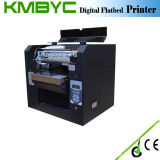 Impressora Flatbed da caixa do telefone móvel de Digitas, máquina de impressão da caixa do telefone