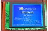 """ тип модуль Cog индикации LCD графика 320X240 5.1 LCD (LM320240C)"