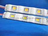 Fábrica SMD 5730 3LED Injection Module Watreproof