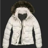 Mujeres abajo chaqueta, de la muchacha chaqueta abajo, ropa Cotton-Padded