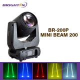 DJ Disco Lights Mini Movimiento de cabeza Sharpy Beam 200 Light