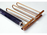 U-Rohr unter Druck gesetzter Solarwarmwasserbereiter-Kollektor (RUC)