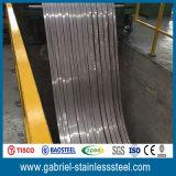 bandes de 201/304/316 de 0.5-3mm acier inoxydable d'épaisseur