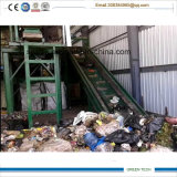 Recyclage des déchets ménagers à 10 tonnes pour la pollution de l'énergie pétrolière Non polluante