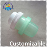 PP Laundry Bottle Caps com Spout