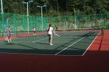 Nicecourt Schlag-Verkleinerungs-Tennis-Gerichts-Fußboden-Innen- und im Freiengebrauch