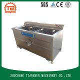 De Was van het fruit en het Schoonmaken door de Wasmachine van het Ozon met Generator tsxc-15 van het Ozon