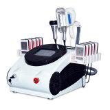La grasa que congela la cavitación RF que adelgaza el dispositivo 650nm Lipo que adelgaza el cuerpo del laser Equipo de la belleza de la pérdida del peso