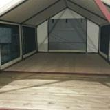 고급 호텔 천막, 옥외 가족 야영 천막, 판매를 위한 원정 여행 천막