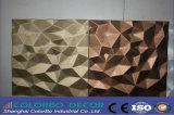 Декоративная панель стены доска/3D PVC 3D от Китая