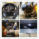 Graduador del mini graduador del motor de la máquina 80HP de la construcción de China pequeño con Ce&Rops para la venta