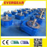 Caja de engranajes horizontal helicoidal primera de la reducción del eje de Quality Sew F Series para el concreto