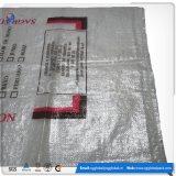 Le meilleur grand sac de tissu transparent tissé par pp