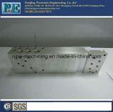 Подгонянное бросая основание CNC латуни подвергая механической обработке для вагонетки гостиницы