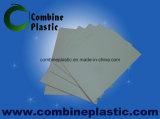 Feuille de mousse de PVC avec le collant de vinyle de PVC pour annoncer le panneau