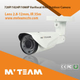 Outdoor Vari-Focal impermeável Bullet HD Ahd Camera 1080P/1024/720p Mvt-Ah62