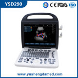Ysd290 3D Portátil portátil Doppler Color Ultrasonido Scanner
