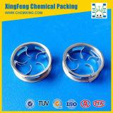 금속 연결 메시지 소형 반지 (금속 패킹)