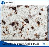 Gebouwde Countertop van de Keuken van de Steen voor de Decoratie van het Huis met SGS Rapport (Dubbele & Veelvoudige kleuren)