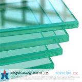 De seguridad templado / vidrio templado de vidrio resistente al fuego