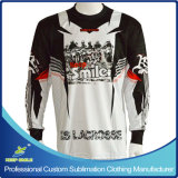 Motocross de Sublimation Men personnalisé Motorcycle Jersey avec Custom Design