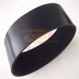 La fascia costolata di V, poli fascia di V, materiale di gomma PK allaccia