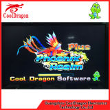 Software de jogo social da tabela de jogo dos peixes do entalhe do casino do Internet