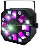 Новый свет диско лазера строба прибытия СИД