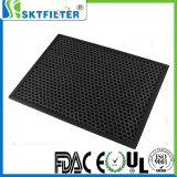 Filtro de aluminio del carbón del panal