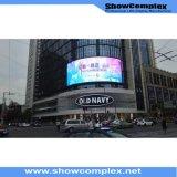 Farbenreicher im FreienSchaukasten LED-P3 für Einkaufszentrum