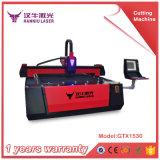 Máquina de gravura automática da estaca do laser do metal da fibra do carbono