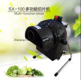 Kleiner Typ Sx-100 Gemüseschneidemaschine, Obst- und GemüseSchneidmaschine-Maschine, Kartoffel-Schneidemaschine