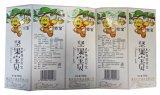 Etiquetas de papel adesivas quentes do costume da impressão da etiqueta do empacotamento de venda para o frasco do champô